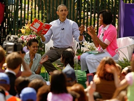 Obama Praises Dr. Seuss For Teaching Him Empathy And Responsibility | Education Revolution: Mass Creativity and Play! | Scoop.it