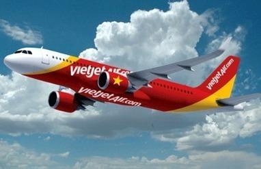Đặt Mua Vé Vietjet Air Giá Rẻ Tại Đại Lý Vé Máy Bay Flynow | Vé máy bay | Scoop.it