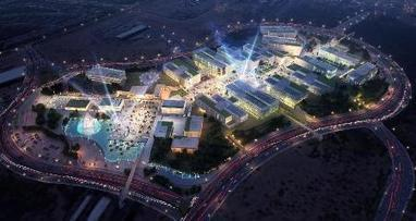 Dubai Silicon Oasis Announces Launch of 'Silicon Park' Integrated Smart City Project | AZObuild | The Programmable City | Scoop.it
