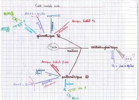 Cartographie subjective de pratiques pédagogiques : Cartes heuristiques et Mathématiques (1) : un outil pour l'élève | NEUROPEDAGOGIE | Scoop.it