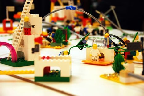 Ecco il libro che spiega il Metodo LEGO Serious Play per il Business | marketing personale | Scoop.it