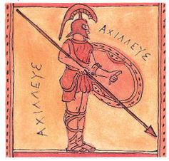 Aquiles | Mitos y Leyendas | La epica | Scoop.it