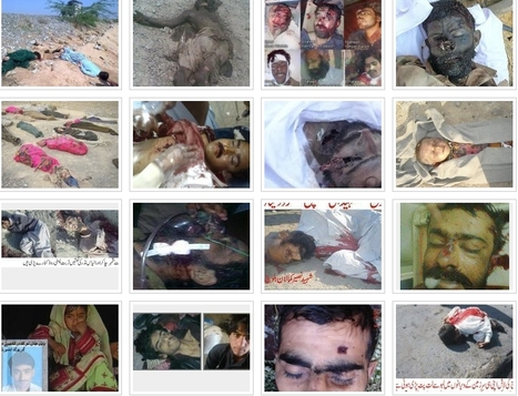 Pakistan's genocidal policy in Balochistan: | Human Rights and the Will to be free | Scoop.it