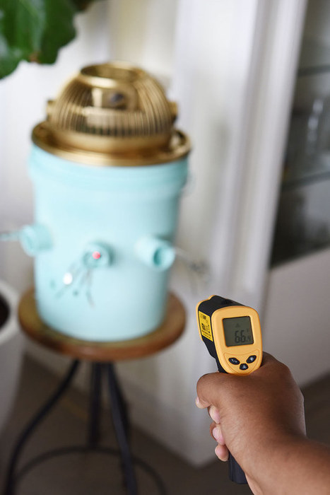 Here's How To Make A DIY Air Conditioner That Will Actually Keep You Cool   Trucs et astuces du net   Scoop.it