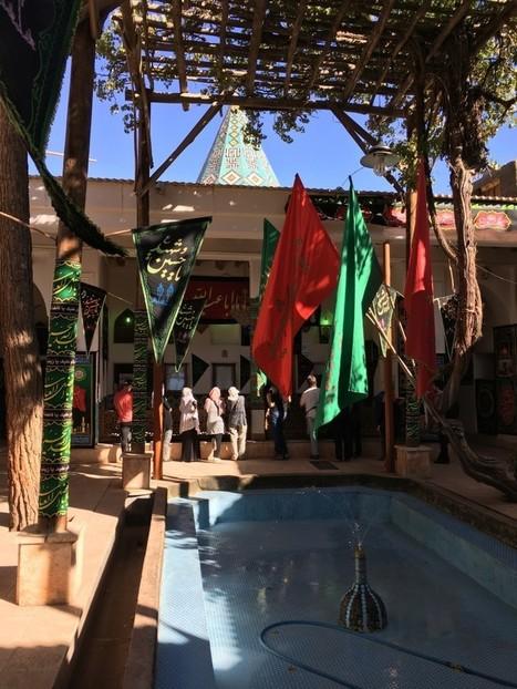 Sacralizing a Shia Public Sphere: Muharram Commemorations Across Iran   Travelling visions   Scoop.it