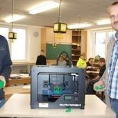 Tönning: Neuer 3-D-Drucker in der Schule | shz.de | Web 2.0 | Scoop.it