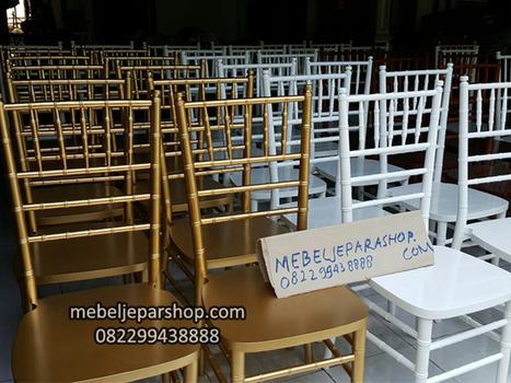 Jual Kursi Tiffany Wedding | MEBEL JEPARA SHOP | Mebeljeparashop | Scoop.it