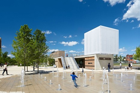 Washington Canal Park / OLIN Studio & STUDIOS Architecture   Designalmic   Designalmic   Scoop.it