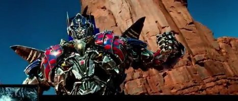 Trailer : Transformers - Age Of Extinction | All CG Tutorials | Movies | Scoop.it