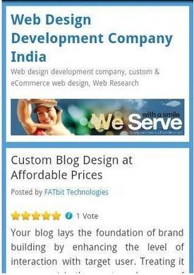 Custom Blog Design at Affordable Prices   Best Website Design Company Chandigarh   Scoop.it