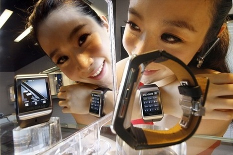Samsung VP confirms work on a watch, among other future products | Consumer Tech News | Scoop.it
