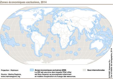 Délimiter les biens communs planétaires. Une analyse historique de la spatialité et de la territorialité des océans, des fonds marins et de l'Antarctique (Ceriscope) | En amont | Scoop.it