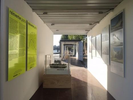 Réinventer Paris sur les Berges de Seine | Hors les murs | Pavillon de l'Arsenal | Acteurs de la transition énergétique | Scoop.it