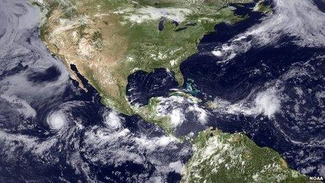 US sea level rise 'very unusual' | Reading Pool | Scoop.it