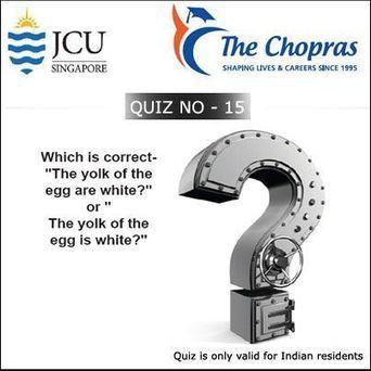 The Chopras 'Quiz' | Study In UK | Scoop.it