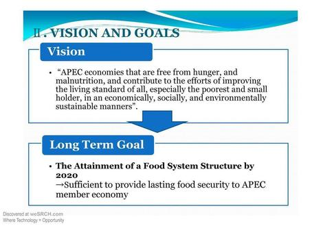 Food Security Road Map - free slide submission, upload slide - weSRCH   study   Scoop.it