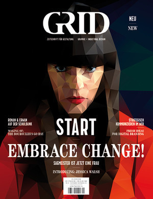 GRID Magazine Launch : Presented by Gerrit Terstiege and Mario Lombardo | Design World | Scoop.it