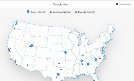 Google's latest FCC filing is to speed-up Fiber internet service | Nerd Vittles Daily Dump | Scoop.it