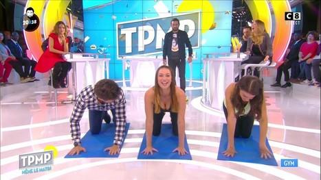 Photos : Clio Pajczer en décolleté sexy dans TPMP même le matin | Radio Planète-Eléa | Scoop.it