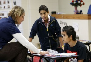 Self-contained classes help English learners learn in English ... | English Learners, ESOL Teachers | Scoop.it