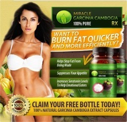 Miracle Garcinia Cambogia RX Review - Lose Weight Easily With Potent HCA! | Lose weight now! | Scoop.it