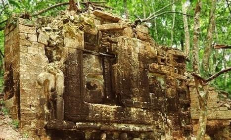 Encuentran dos nuevas ciudades mayas en la selva de México - Sabías.es | Mayapan | Scoop.it