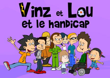 Vinz et lou et le handicap   Des jeux pour apprendre en s'amusant   Scoop.it