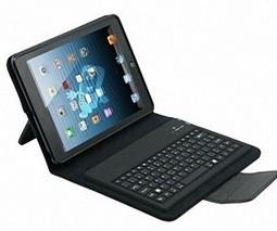 iPad Mini Leather Bluetooth Keyboard Case: GTD on Tiny Keys | Fashion iPad Case | Scoop.it