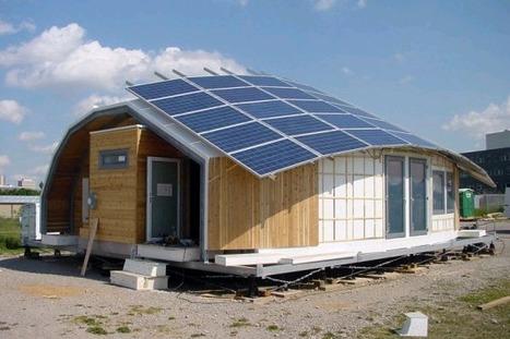 [inspiration] Des maisons écologiques et originales | Notre planète | Scoop.it