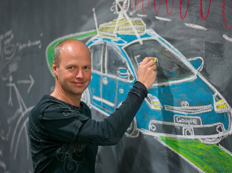"""A Q&A with """"Godfather of MOOCs"""" Sebastian Thrun after he disavowed his godchild 