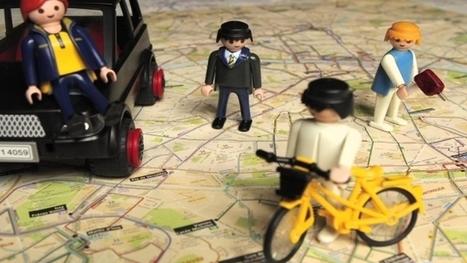 6% des français pratiquent la location d'objets et de voitures entre particuliers | Le Grand Paris vu de derrière (le périph) | Scoop.it