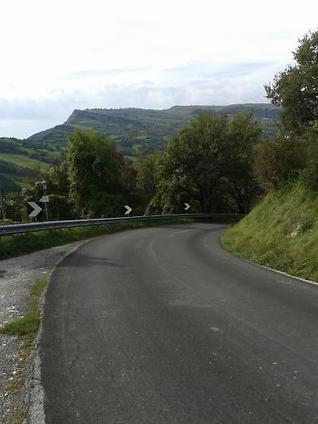 Cycling Le Marche: the Pantani's favorite training climb | Le Marche another Italy | Scoop.it