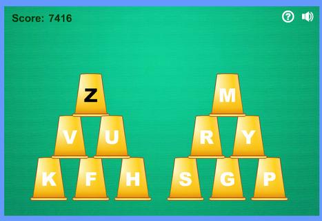 Keyboarding Games - 英語打字遊戲 | 打字練習 | Scoop.it