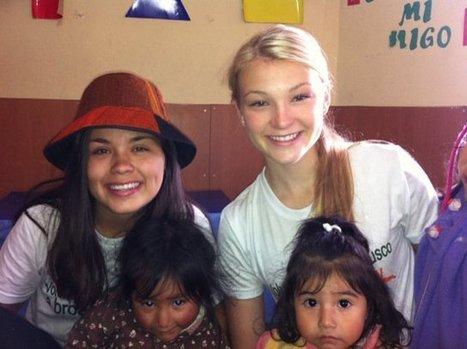 "Review Alexa Sinclair Volunteer in Cusco, Peru Nursery and Orphanage Program | ""#Volunteer Abroad Information: Volunteering, Airlines, Countries, Pictures, Cultures"" | Scoop.it"