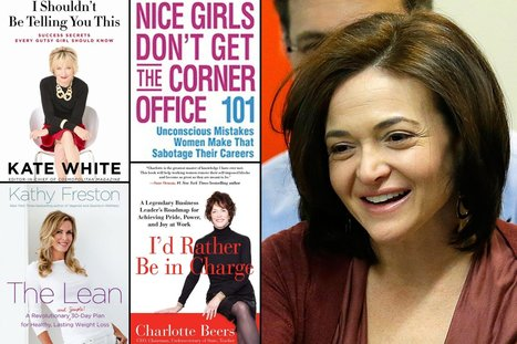 Five Girl-Power Books Exactly Like Sheryl Sandberg's 'Lean In' | Feminism and Women's Rights | Scoop.it