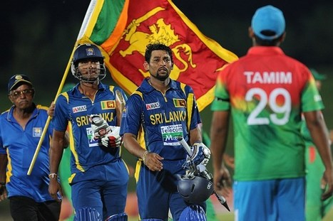 Sri Lanka see off Bangladesh despite power failure and bees | My Cricket World | Scoop.it