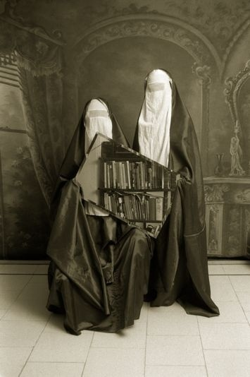Qajar | Photographer: Shadi Ghadirian | BLACK AND WHITE | Scoop.it