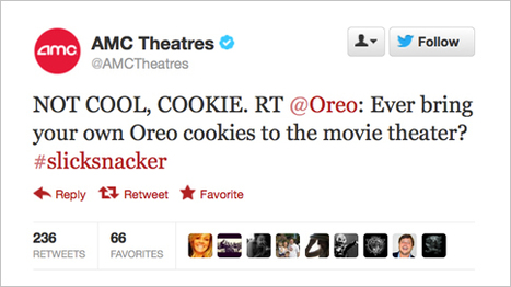 Oreo Gets Dunked by One of the Best Twitter Replies Ever | Comms For Work | Scoop.it