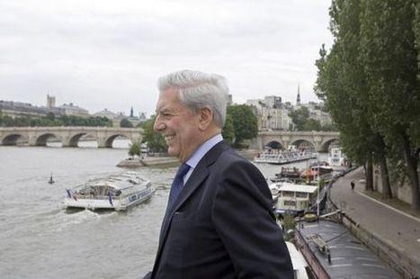 Mario Vargas Llosa: Un pie en el mausoleo y otro en la mesa de novedades | Letras | Scoop.it