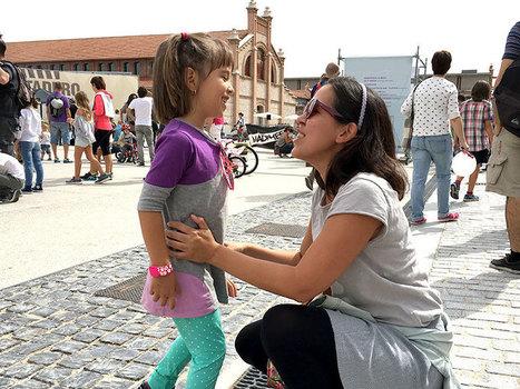 ¿Por qué debes agacharte para hablar con un niño? - Babytribu.com | ser o no ser | Scoop.it