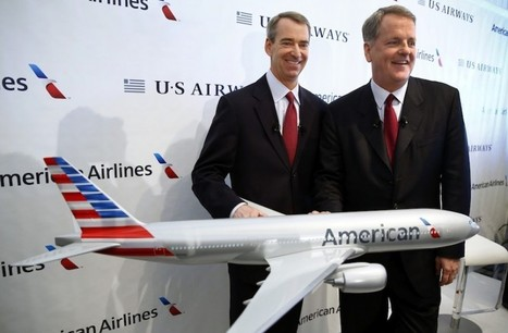 It's Official: American Airlines is Merging With US Airways   Travel Planning   Scoop.it