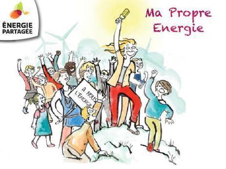 « Ma propre énergie », une BD en ligne sur la transition énergétique - Le Parisien | démocratie énergetique | Scoop.it