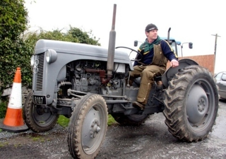 Limerick classic club drives on for many charities - Limerick Leader   Tractors   Scoop.it