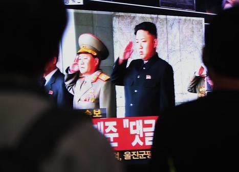 N. Korea restarts nuke, South says, amid threats   North Korea and South Korea Paige Farrington   Scoop.it