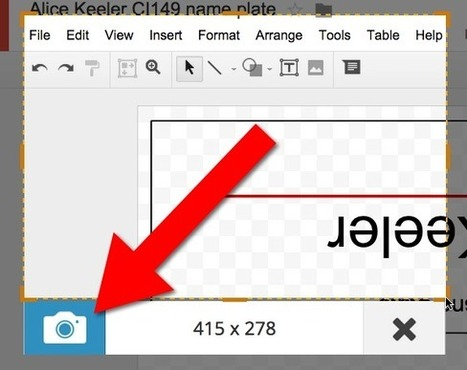 Snagit Chrome Extension : Capture d'écran. Collaborez et partagez vos connaissances. | Time to Learn | Scoop.it