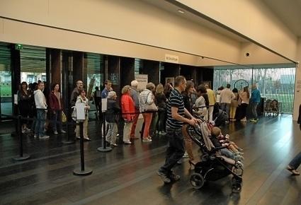 Du monde pour la der de Picasso au musée Soulages | L'info tourisme en Aveyron | Scoop.it