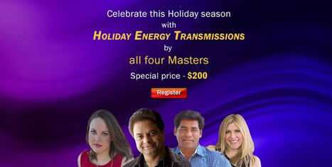 Celebrate this holiday with best wellness gift. | Spiritual Master | Scoop.it