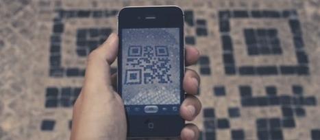 Les pavés de Lisbonne racontent leur histoire [QR Code] | De la bonne utilisation des QR-Codes | Scoop.it