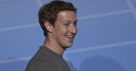 Mark Zuckerberg Casually Conquers the World | Sociala Medier idag | Scoop.it