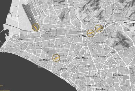À Lima, des vautours équipés de GoPro pour aider à nettoyer la ville | Machines Pensantes | Scoop.it